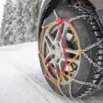 Jak założyć łańcuchy śniegowe?