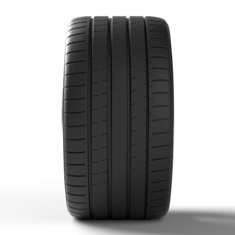 Opona 275/35R20 MICHELIN PILOT SUPER SPORT* XL 102Y E/A/1 71dB