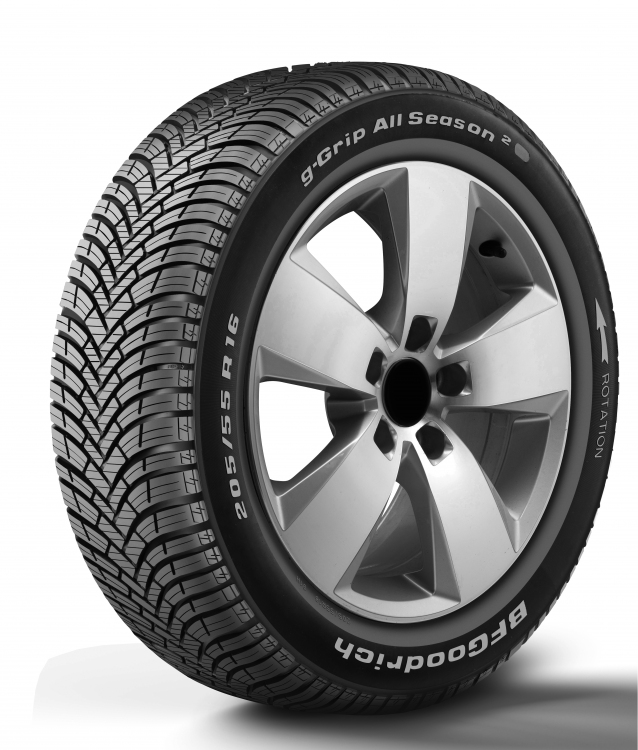 Opona 205/50R17 BFGOODRICH G-GRIP ALL SEASON2 XL 93V C/B/1 69dB