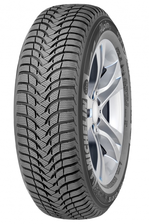 Opona 185/65R15 MICHELIN ALPIN A4  88T E/C/1 70dB