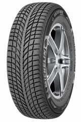 Opona 275/45R20 MICHELIN LATITUDE ALPIN LA2N0 XL 110V C/C/1 72dB